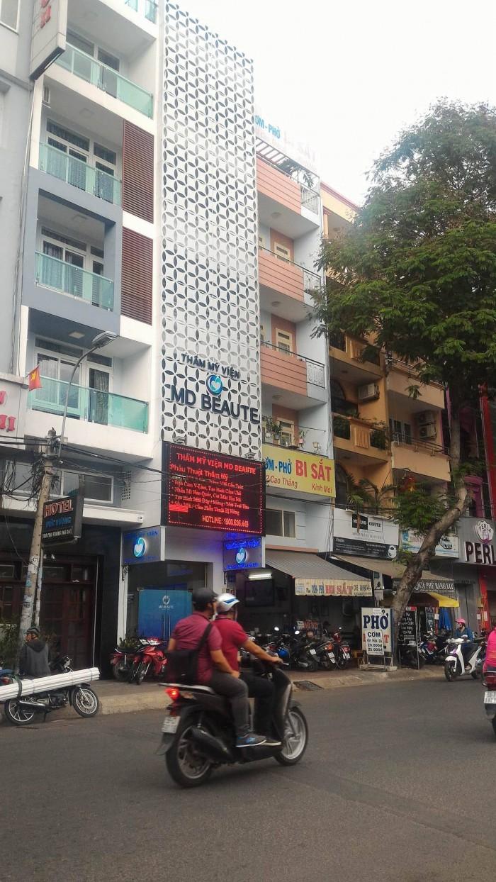 Bán nhà đường Thành Thái CX Đồng Tiến, P14, Q10, DT: 4.1x20m 1 lầu, giá 8,3 tỷ