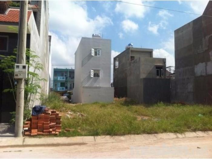 Đất sổ hồng đường Lê Lợi giao với Dương Công Khi DT 90m2, giá 370triệu.