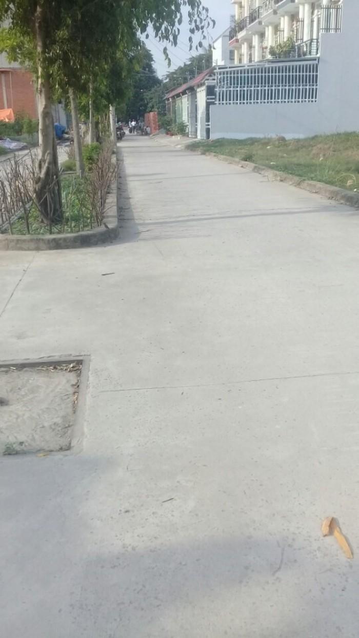 Bán đất thổ cư đường Thạnh Xuân 33 phường Thạnh Xuân Quận 12