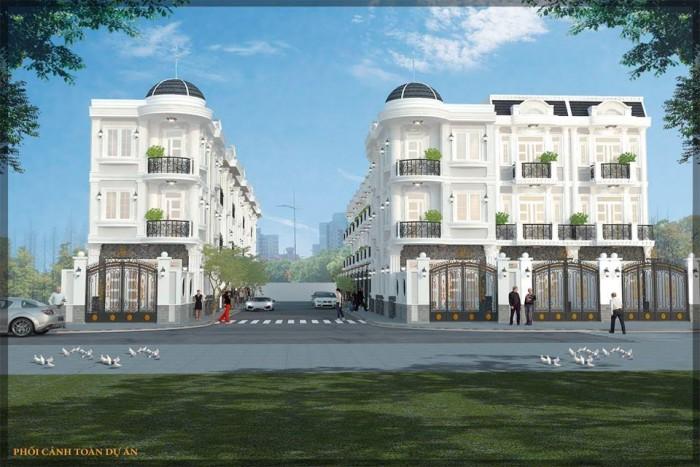 Mở bán đợt 2 nhà phố khu dân cư Thạnh Xuân, P. Thạnh Xuân, Q12