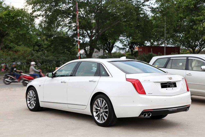 Cadillac CT6 Premium Luxury 3.0L 6