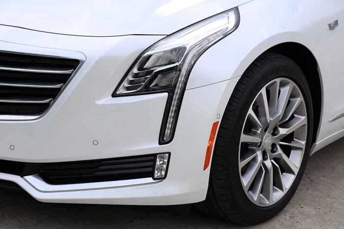 Cadillac CT6 Premium Luxury 3.0L 9