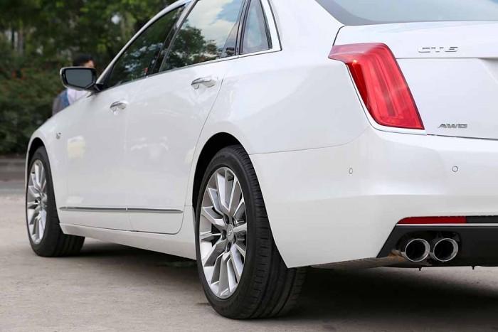 Cadillac CT6 Premium Luxury 3.0L 12