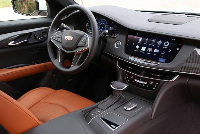 Cadillac CT6 Premium Luxury 3.0L 25