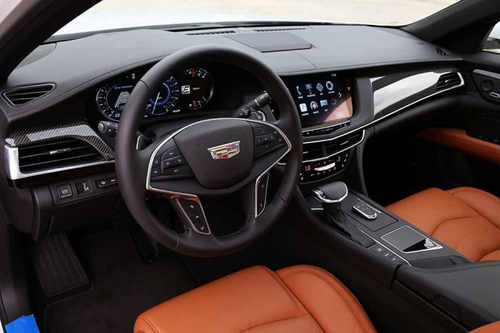 Cadillac CT6 Premium Luxury 3.0L 26