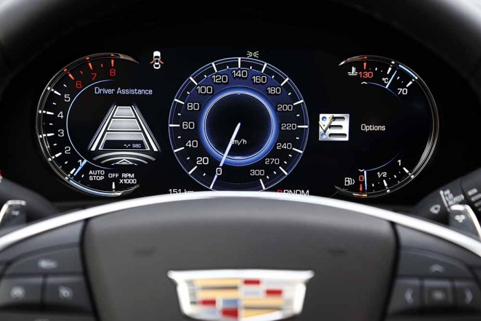 Cadillac CT6 Premium Luxury 3.0L 30