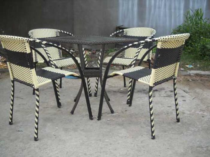 Chuyên sản xuất các loại bàn ghế cafe giá rẻ1