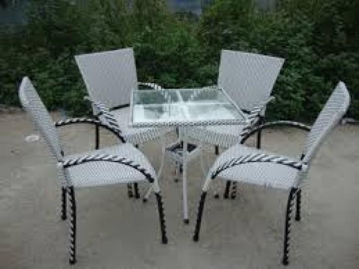 Chuyên sản xuất các loại bàn ghế cafe giá rẻ3