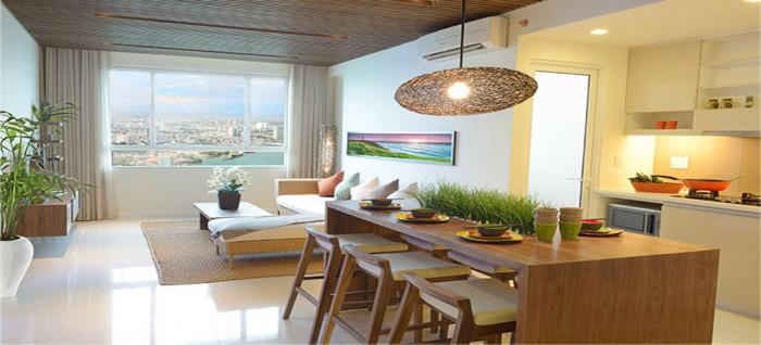 Bán căn hộ Sun Avenue,tầng cao, view sông, giá chỉ 3,550 tỷ