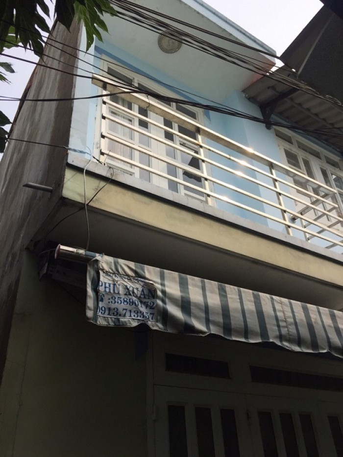 Bán Nhà Hẻm Đường HT45, phường Hiệp Thành, Quận 12