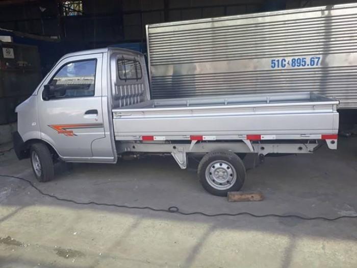 Đại lý xe tải nhỏ vào sài gòn 870kg, 1.2t, 1.9t
