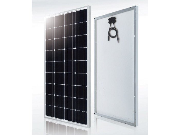 Pin mặt trời mono sunpower 50w0