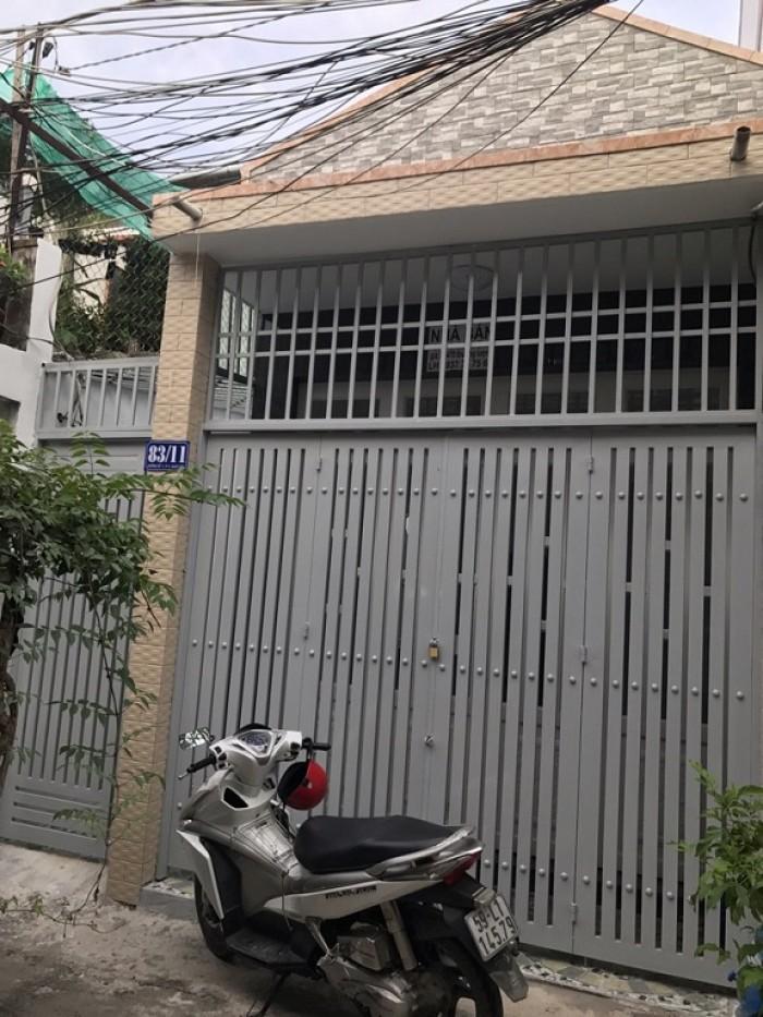 Bán Nhà Hẻm Đường số 11, phường 11, Quận Gò Vấp