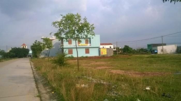 Về quê dưỡng già bán gấp lô đất thổ cư 12x25m giá 590 triệu khu đô thị Mỹ Phước