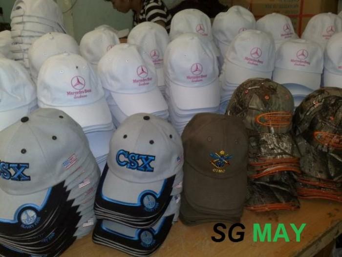 Xưởng may nón du lịch, mũ quảng cáo giá rẻ tại Sài Gòn
