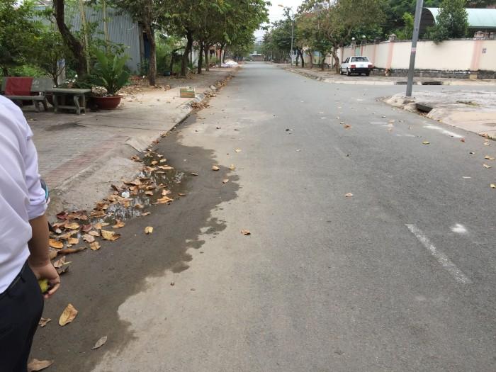 Bán đất 2 mặt tiền xã Bình Phú-Bến Tre