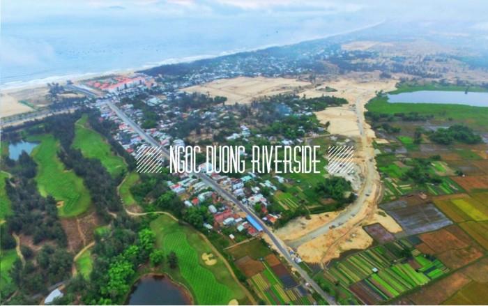 Ngọc dương riverside - đất nên view sông cổ cò - ven biển nam đà nẵng