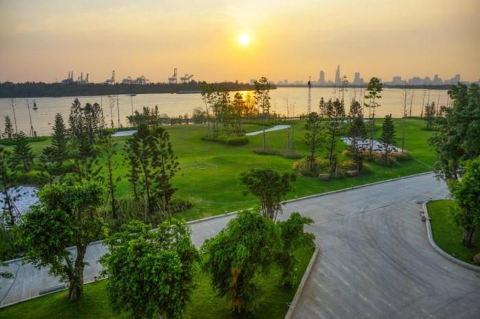 Bán Căn hộ Đảo Kim Cương, tháp Brilliant, view sông và Bitexco, tầng 21