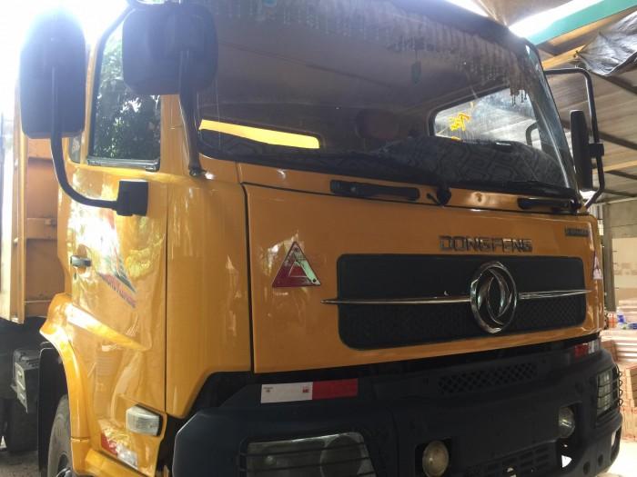 Cần bán 4 xe tải ben hoàng huy nhập khẩu giá tốt