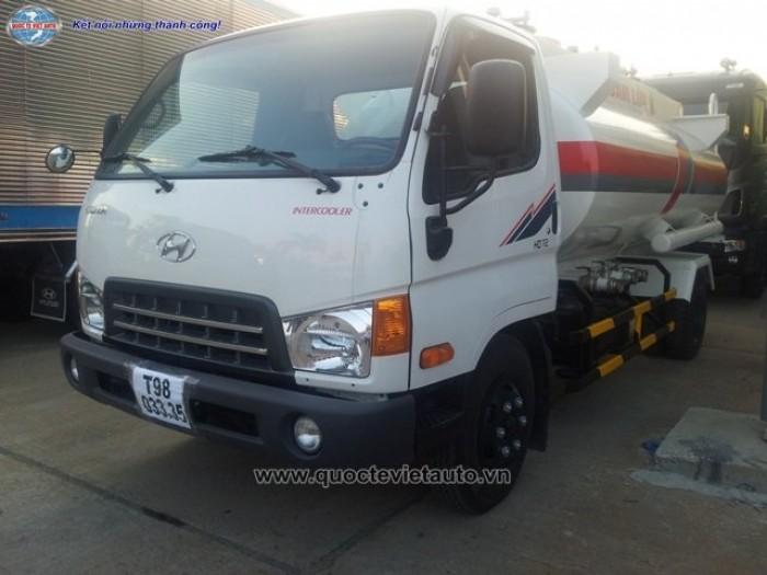 Bán xe xitec Chở Nhiên Liệu HyunDai HD360- 25.500 lít ( xe mới 100%)   sẵn xe giao ngay 1