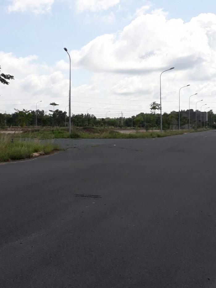 Đất Chính Chủ, SHR. Đg Dương Công Khi HM,120m2 XTD