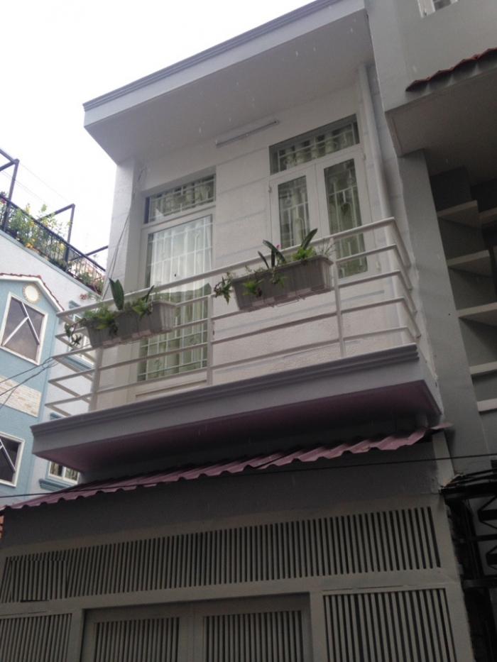 Nhà nhỏ xinh Nguyễn Đình Chiểu 1 trệt 1 lầu Giá 1.68 tỷ