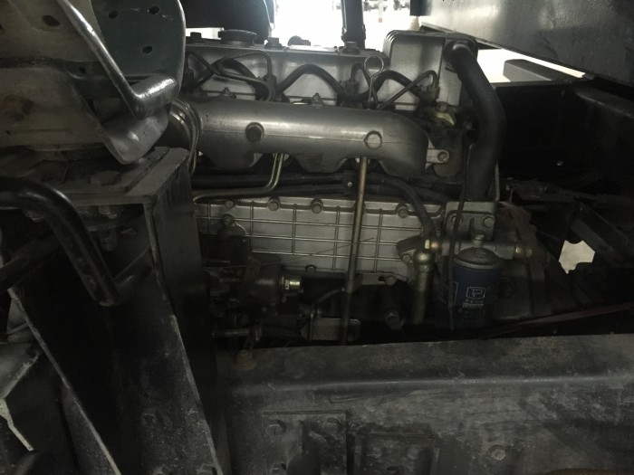 Bán xe tải ben Vinaxuki 3490BA