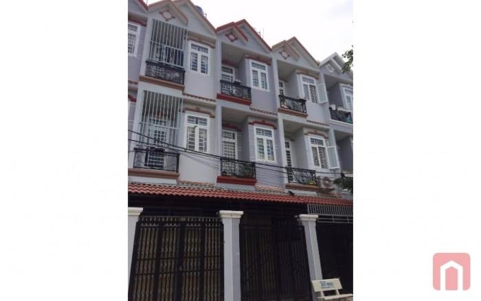 Bán nhà đường Nguyễn Văn Bứa,dt75m2, shr