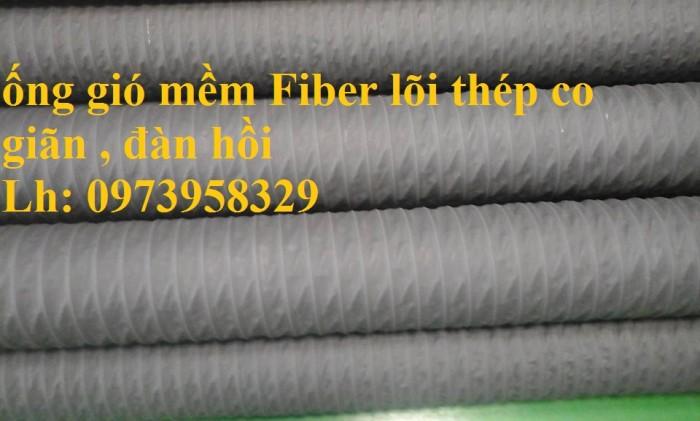 Ống gió mềm vải Tapaulin Hàn Quốc D75, D100, D125, D150, D200, D250, D300, D400, D5004