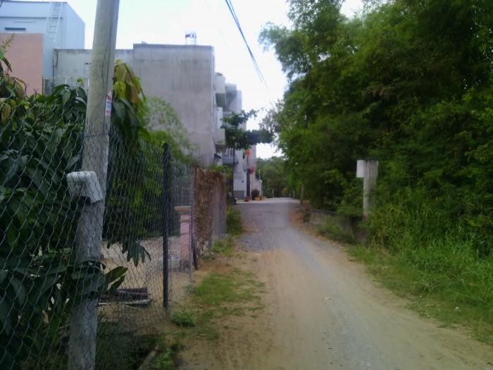 Cần bán 269m2 đất hẻm 4m đường Bùi Thanh Khiết, Tân Túc