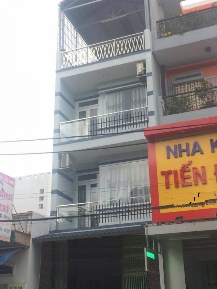Bán  nhà  đẹp mới xây, vô ở liền : mặt tiền đường Vườn Lài, P. Tân Thành, Q Tân Phú