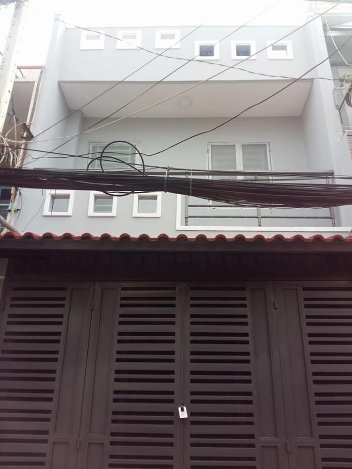 Nhà đường số 12 quận Bình Tân