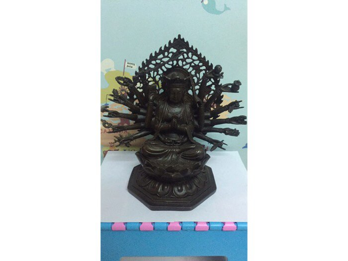 Tượng Phật đồng cao cấp chuẩn đề ...1