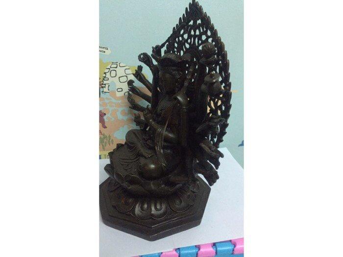 Tượng Phật đồng cao cấp chuẩn đề ...4