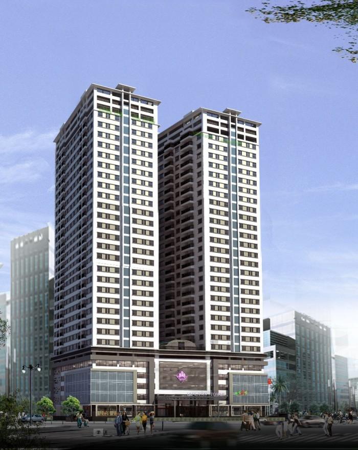 Bán dự án mặt phố Duy Tân, 4300m, 380 tỷ.