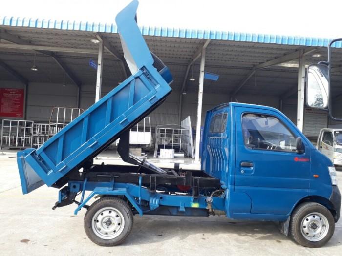 Xe tải Veam Star Ben 700kg 0