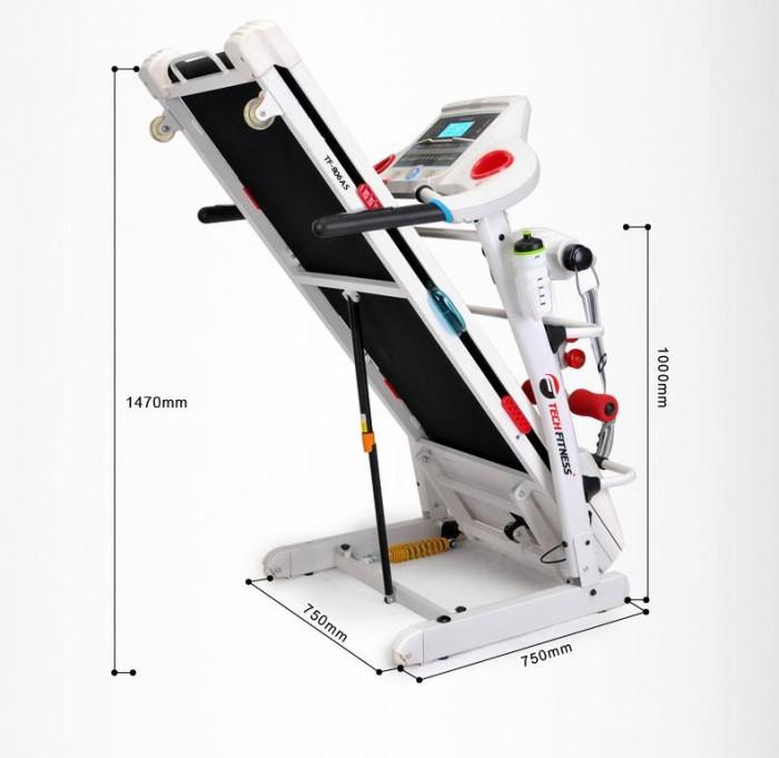 Máy chạy bộ điện đa năng tf-806as tại quy nhơn-bình định0