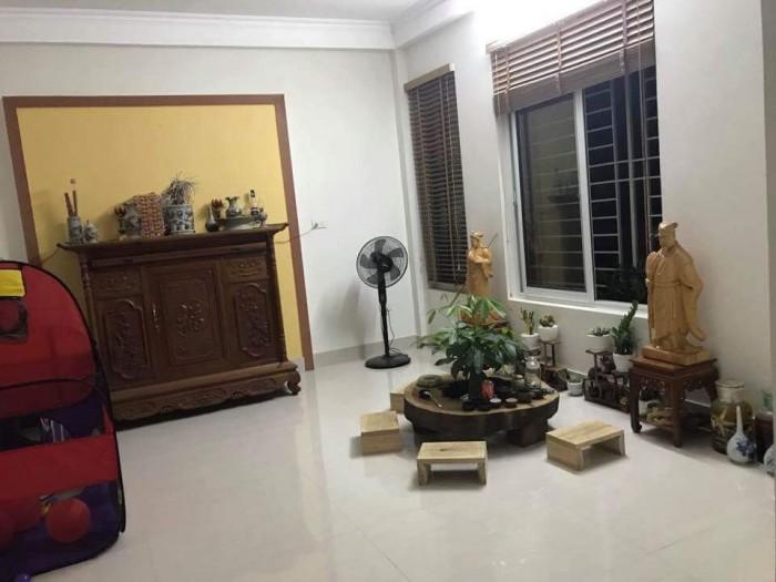 Cho thuê nhà ngõ 93 Vương Thừa Vũ, Thanh Xuân 50 m2 x 3,5 tầng
