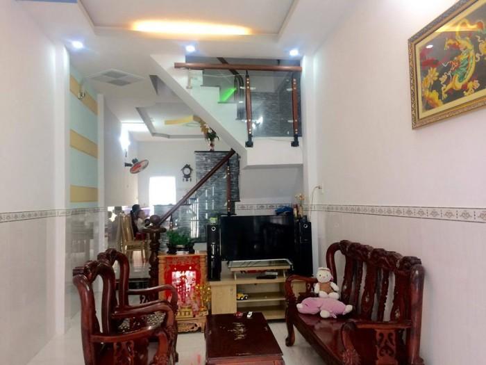 Bán nhà riêng đường Lưu Hữu Phước, P.15, Q.8