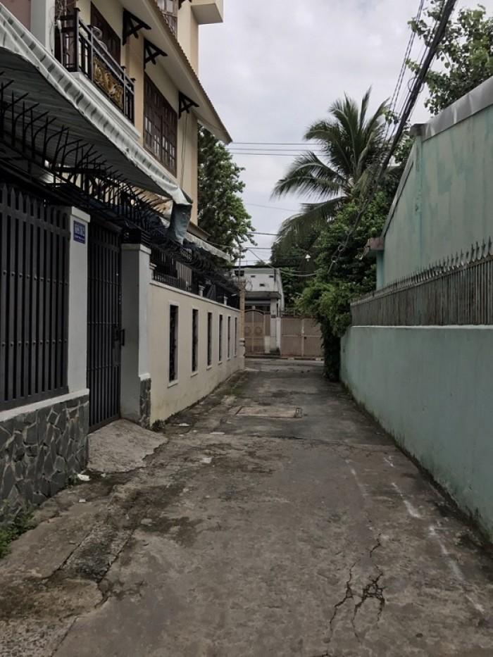 Bán Nhà Hẻm Đường Lê Đức Thọ, phường 15, Quận Gò Vấp