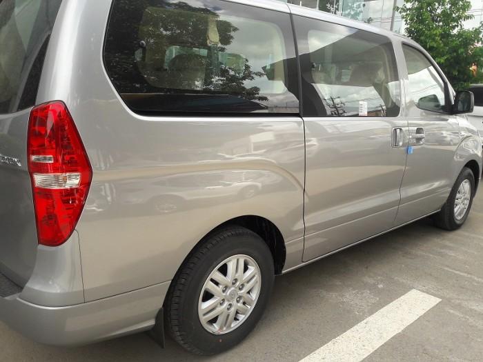 Hyundai Starex động cơ 2.5 L phiên bản 6 chổ ,9 chổ, bán tải, Limousine -Tặng 30TR 1