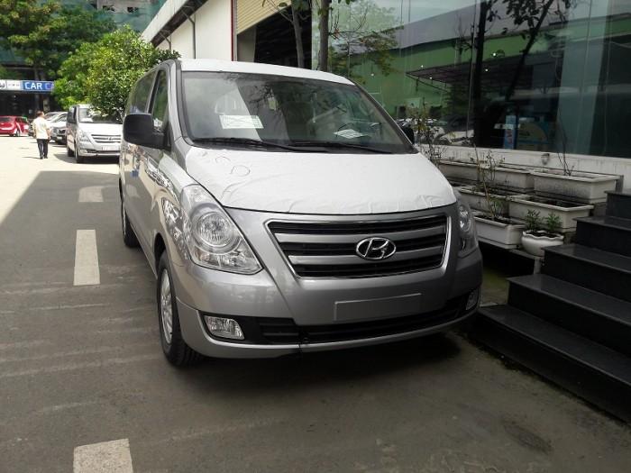 Hyundai Starex động cơ 2.5 L phiên bản 6 chổ ,9 chổ, bán tải, Limousine -Tặng 30TR 2