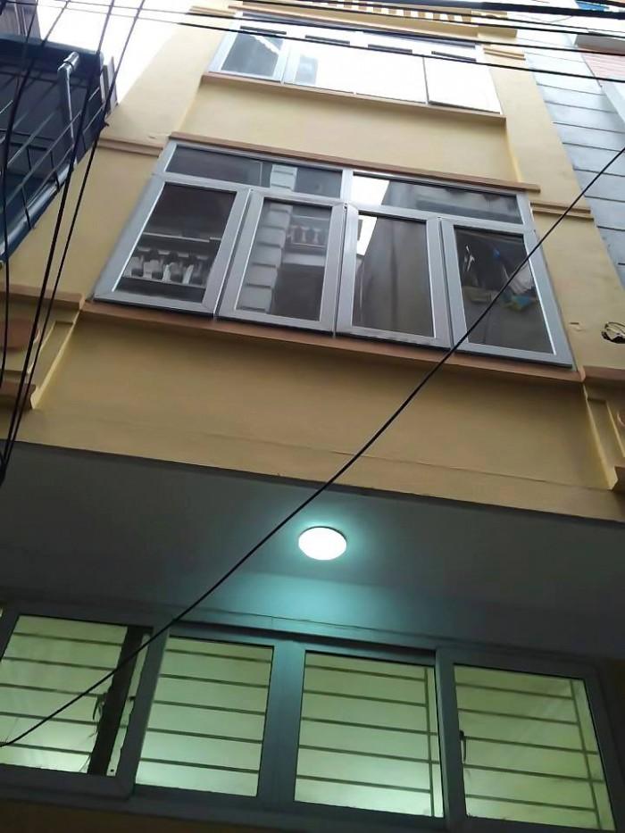 Bán gấp nhà 4tỷ Kinh Doanh phố Thái Hà, Tây Sơn, Dt 22m2, Mt 4.2m, nhà sẵn đường 7m.