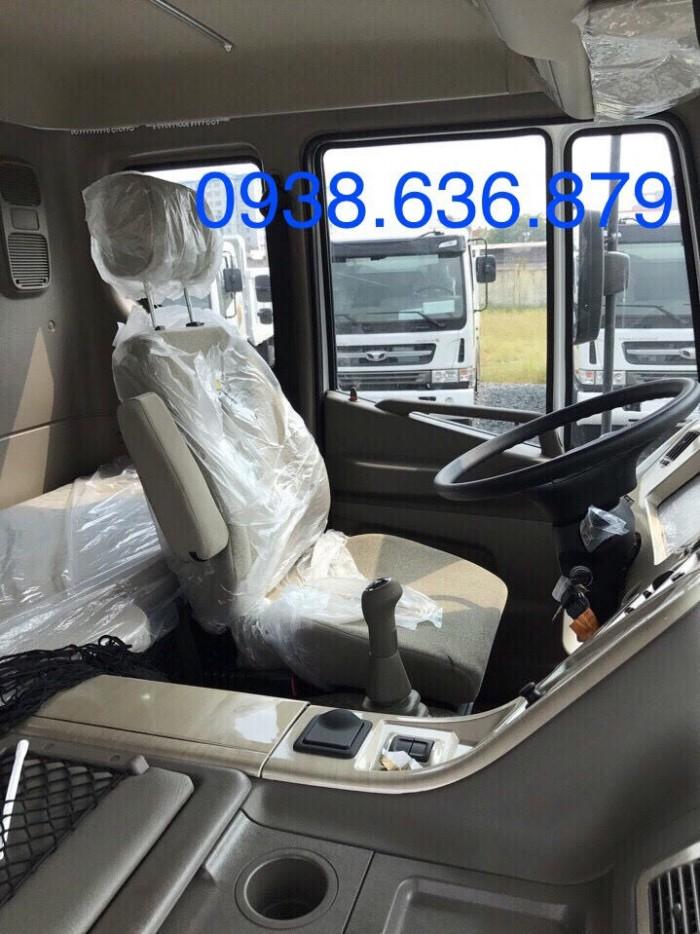 Xe BEN DAEWOO-15T nhập khẩu, giá tốt nhất-KM TRƯỚC BẠ 4