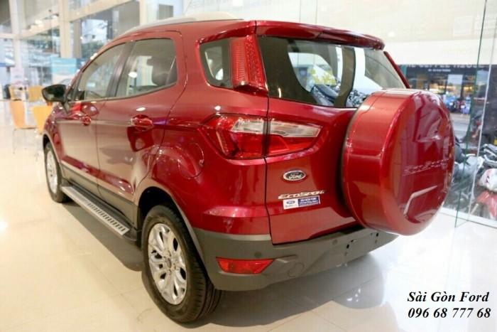 Khuyến Mãi Mua Xe Ford Ecosport Titanium 1.5L, Số Tự Động, Màu Đỏ, Hỗ Trợ Vay 85%, Giao xe ngay 2