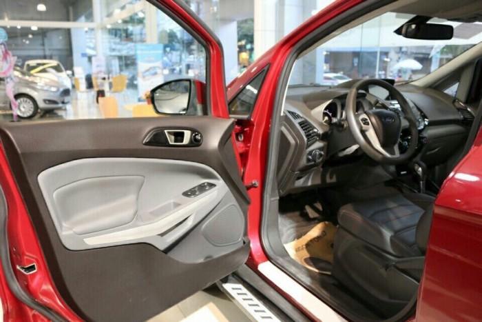 Khuyến Mãi Mua Xe Ford Ecosport Titanium 1.5L, Số Tự Động, Màu Đỏ, Hỗ Trợ Vay 85%, Giao xe ngay 4