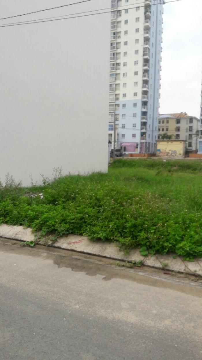 Cần bán nhanh đất nền KDC Xuyên Á đường Nguyễn Văn Bứa, Hóc Môn giá rẻ, vừa túi tiền