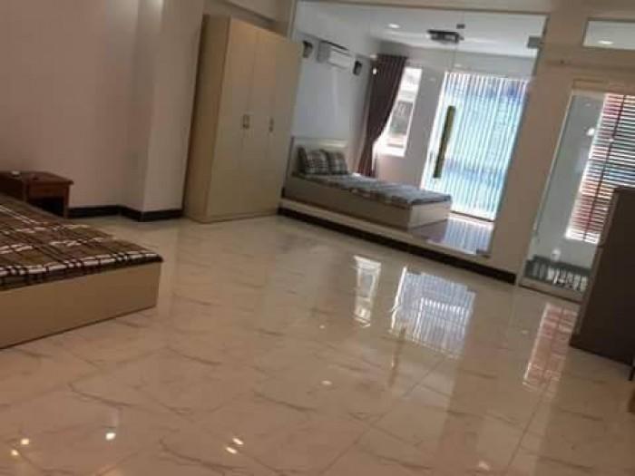 Cho thuê căn hộ 1pn quận 1,full nội thất,1pn,1wc,1 bếp,đường Nguyễn Cư Trinh