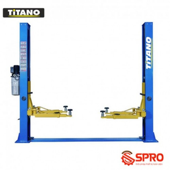Cầu nâng 2 trụ Titano