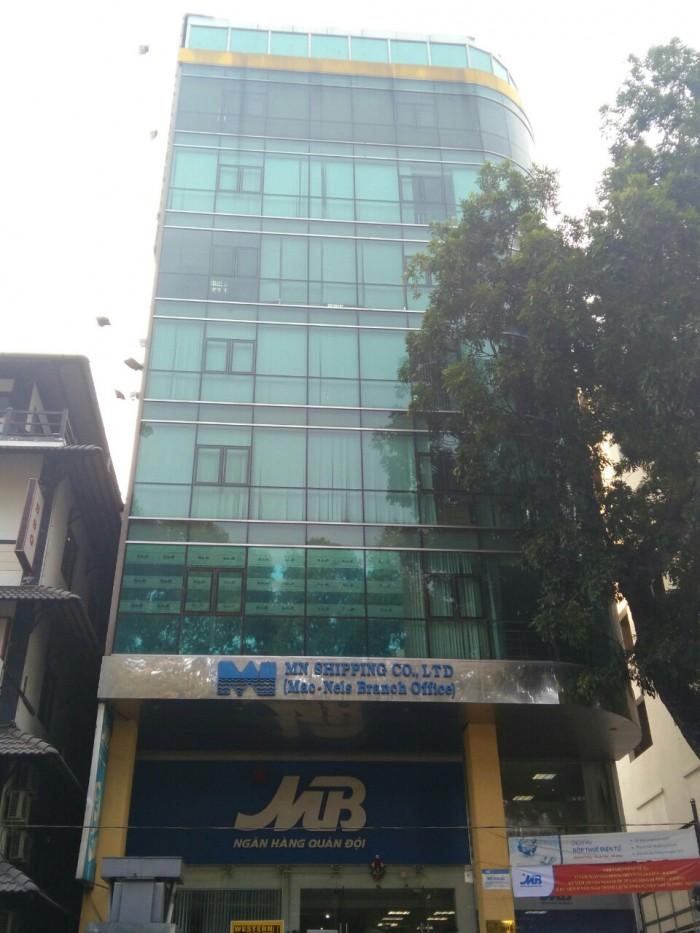 Bán nhà Hẻm XH khu trung tâm tài chính P. Bến Nghé